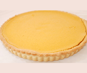 Pumkin Cheese Tart